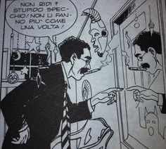 Dylan Dog - Groucho
