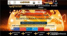 Nueva PTC - MXRevShare - Empresa de publicidad en línea con reparto de ingresos - Online Advertising Company With Revenue Sharing