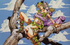 Manga Anime, Fanarts Anime, Manga Art, Jojo's Bizarre Adventure Anime, Jojo Bizzare Adventure, Bizarre Art, Jojo Bizarre, Jojo Stands, Jojo Parts