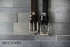 Skórzane paski sygnowane logo Recman to gwarancja jakości, elegancji i trwałości. Szeroki asortyment modeli i kolorów daje możliwość wyboru paska, który spełnia wszystkie potrzeby i oczekiwania.  http://bit.ly/Recman_Paski