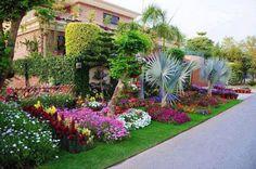 fotos de casas com jardim na frente - Pesquisa Google