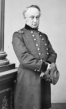 "Major General Henry W. Halleck (Known as ""Old Brains""). He was never in the field because of his severe allergies. Halleck was also a notorious gossip ..."