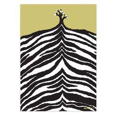 Zebra Print, Animal Print Rug, Icon Design, Design Art, Scandinavian Home Interiors, Scandinavia Design, Poster Online, The Longest Journey, Textiles