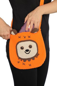 Star Wars Ewok bag