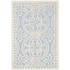 Cambridge Light Blue & Ivory Area Rug