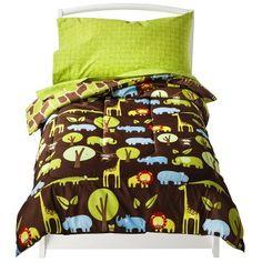 Safari Bedding Set: Target