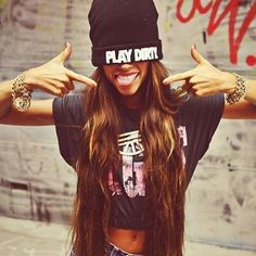 swagger style for girls - Google Search