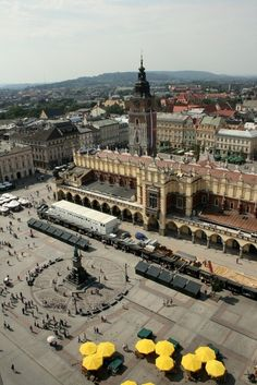 Krakow, Poland 2005. Turned 50 here, what a birthday celebration.