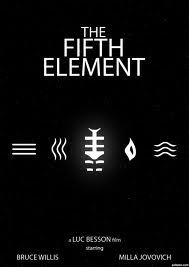 The Fifth Element Stones Tattoo