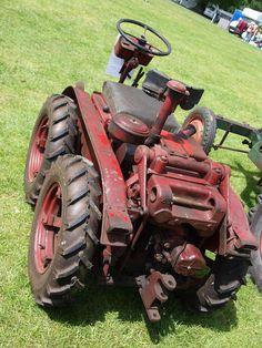 Hermann Lanz Varimot Tractors