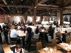 Juniper and Ivy in San Diego is the perfect date-night spot for modern cuisine in a fun atmosphere. Juniper Restaurant, San Diego Restaurants, Us Travel, Ivy, Bucket, California, Vacation, Table, Cooking