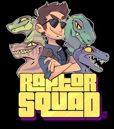 Owen & the Raptor Squad