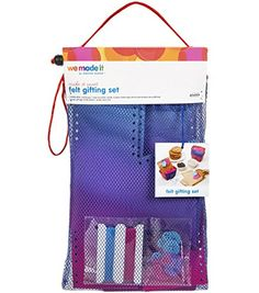 We Made It by Jennifer Garner™ Felt Gifting Box Kit Skills To Learn, Learn To Sew, Learn Sewing, How To Make, Online Craft Store, Craft Stores, Felt Gifts, Joann Fabrics, Handmade Felt