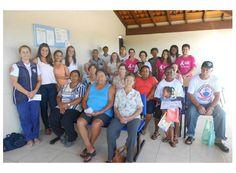 Equipes ministram palestras sobre câncer de mama http://www.passosmgonline.com/index.php/2014-01-22-23-07-47/regiao/4109-equipes-ministram-palestras-sobre-cancer-de-mama