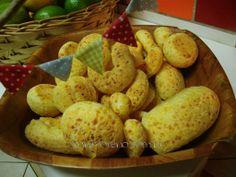 Moça de família by DaniMoreno: pão de queijo