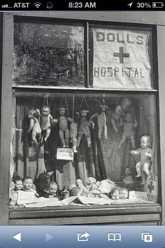 Old Doll Doctor picture