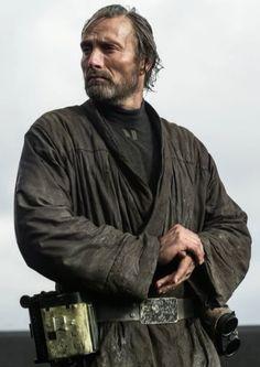 Mads Mikkelsen as Galen Erso