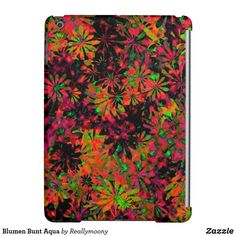 Blumen Bunt Aqua Aqua, Designs, Bunt, Ipad Air Sleeve, Welcome Home, Nice Asses, Pictures, Water