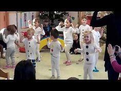 Vánoční besídka MŠ Bambino - Světlá n.S. 2015 - YouTube Easy Crochet Stitches, Bambi, Youtube, Ms, Concert, Winter, Cooperative Games, Xmas, Carnavals