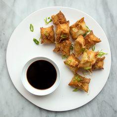 Crab Rangoon | Food & Wine