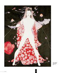 Dissidência Pop : Worlds of Amano. A Requintada Beleza do Trabalho de Yoshitaka Amano.