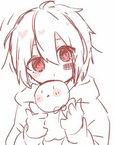 Mafumafu Source by Anime Chibi, Kawaii Anime, Kawaii Chibi, Cute Chibi, Kawaii Art, Manga Anime, Anime Art, Bff Drawings, Susanoo