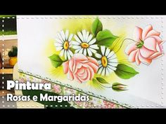 PINTURA ROSAS E MARGARIDAS com Thanynha Avila - Programa Arte Brasil - 19/01/2017 - YouTube