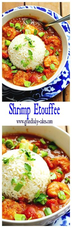 The BEST Shrimp Etouffee Recipe! : This is the BEST Shrimp Etouffee Recipe Online! Homemade starting with a deep roux and made with authentic creole flavor and down home New Orleans taste. Creole Recipes, Cajun Recipes, Fish Recipes, Seafood Recipes, Cooking Recipes, Sweets Recipes, Cajun Dishes, Shrimp Dishes, Fish Dishes