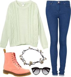 """""""Untitled #397"""" by lovelyfashionstuff ❤ liked on Polyvore"""