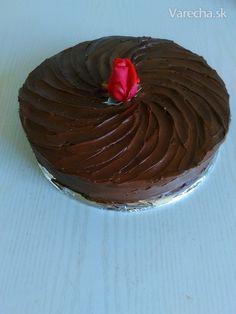 Čokoládová torta (fotorecept) - Recept