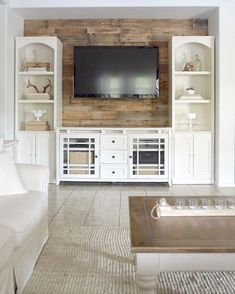 New on the blog (link in profile)...full tutorial for our rustic pallet wood wall and how we made this space happen. Thank you so much for all of your sweet words and compliments about our TV space! You all mean so much to me! I'm still sitting here staring at this project that drained the living daylights out of me last week. But oh my, I'm in love! Thanks for the tags today my friends! All #onetofollow @acottagegirl @homeonfernhill @threebeancircus And a special thanks to Rachel…