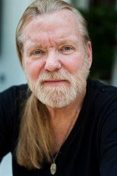 Gregg Allman (The Allman Brothers)The second husband of Cher and the father of her son Elijah Blue....He loved her very much...I saw him interviewed a while back and he said she was a wonderful mother and he loved her...