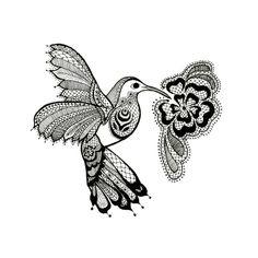 Humming bird lace https://society6.com/lizzartt