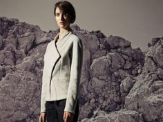 Ronen Chen - Frieda Jacket from the Autumn/Winter collection 2013