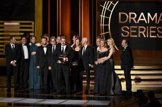 Congrats to Breaking Bad on the big win! It's a wrap for the 66th Emmys!