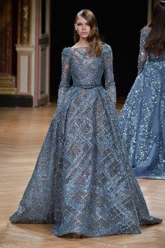 Pin for Later: Kommt ins Träumen mit den schönsten Kleidern der Haute Couture Modenschauen Ziad Nakad