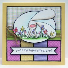 """Paper Perfect Designs by Kim O'Connell: The Cat's Pajama's """"Kick Some Grass"""""""