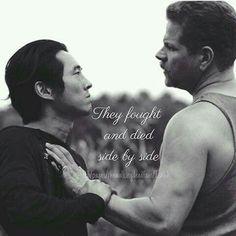Goodbye, Glenn and Abraham