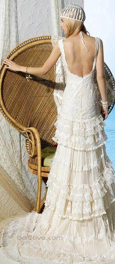 Yolan Cris Vestido de novia