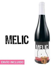 Vino Tinto Melic (6 und) https://www.delproductor.com/es/vino-y-cava/327-vino-tinto-melic-6-und.html