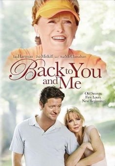 Back To You and Me - Lisa Hartman, Dale Midkiff, Rue McClanahan. Hallmark Channel Movie