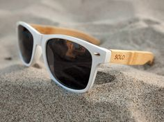 Snag a pair of cool bamboo sunglasses and fund sight-giving eye surgery in the developing world http://su.pr/1ey9eo