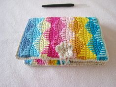 Crochet Hook Case Free Patterns