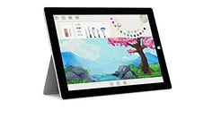 Microsoft Surface 3 Tablet (10.8-Inch, 128 GB, Intel Atom)