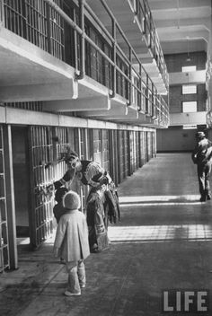 American Indian occupation of Alcatraz Island. San Francisco, 1969. By ...
