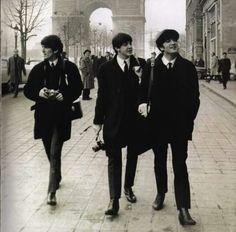 Beatles in Parijs