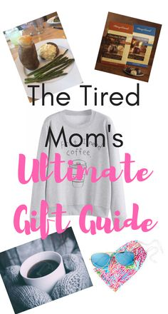 Husbands, are you struggling to come up with a Christmas gift for your wife? Read this list to find the PERFECT gift for any tired mommas out there!