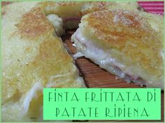 Frittata di patate ripiena, ricette frittate sfiziose -mobile