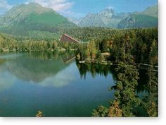 National Park in Slovakia. The Places Youll Go, Places To Go, High Tatras, Wish I Was There, Wonderful Places, Beautiful Places, Eastern Europe, European Travel, National Parks