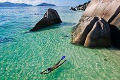 Anse Source D'Argent - Beach Travel - Anse Source D'Argent Beach Vacations   Travel Beach